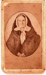 Lucy (Parr) Baird (ca 1795 - ?)