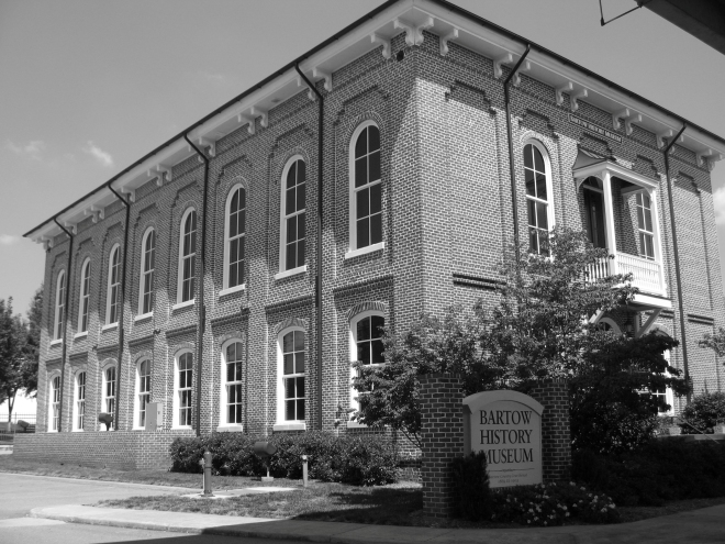 1869 Bartow County Court House