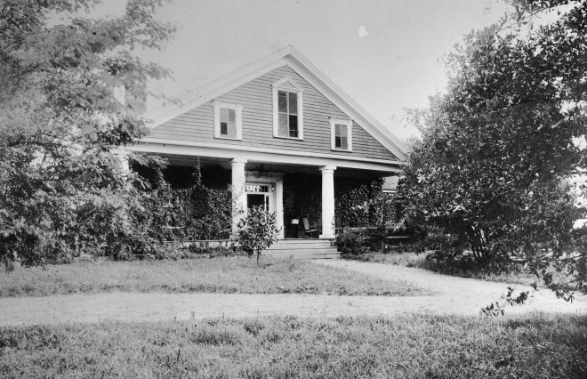 Home of H. B. Wallace