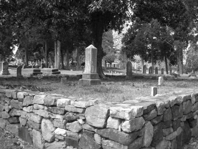 H. B. Wallace Family Plot, Marietta City Cemetery, 2008